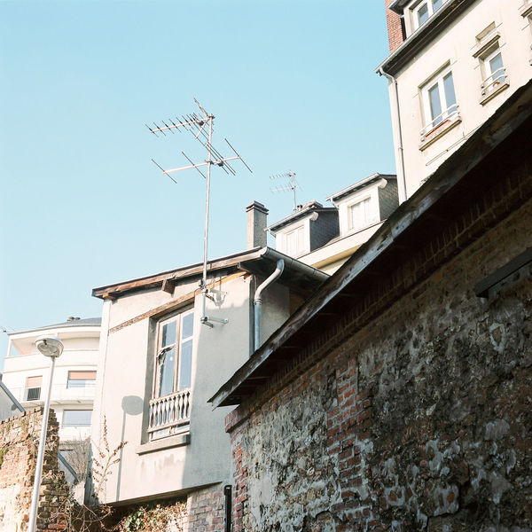 6x6 Argentique Carmencita Film Lab Film Film Photography Kodak Kodak Portra 400 Medium Format Normandie Rolleiflex Street Wall