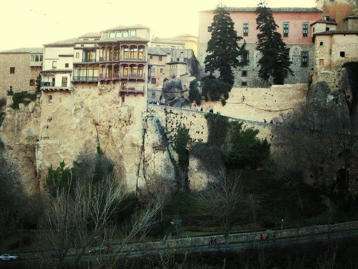 Cuenca Travel Photography Casas Colgantes Amazing View