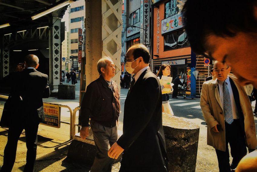 Kaleidoscopic Streets | Japan - http://bit.ly/1g97xsC Weilunchongphotography Streetphotography Kaleidoscopicstreets Japan Tokyo Japan Photography VSCO Cam Vscogrid VSCO Vscojapan Vscotokyo
