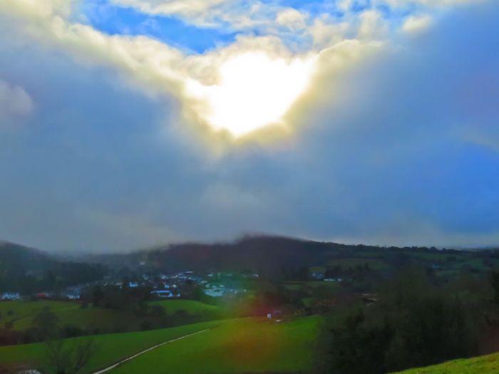 Sky Sunbeam