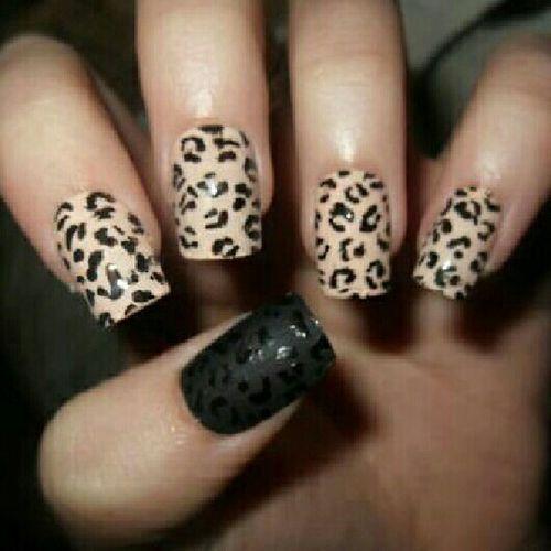 Next nail choice (((;