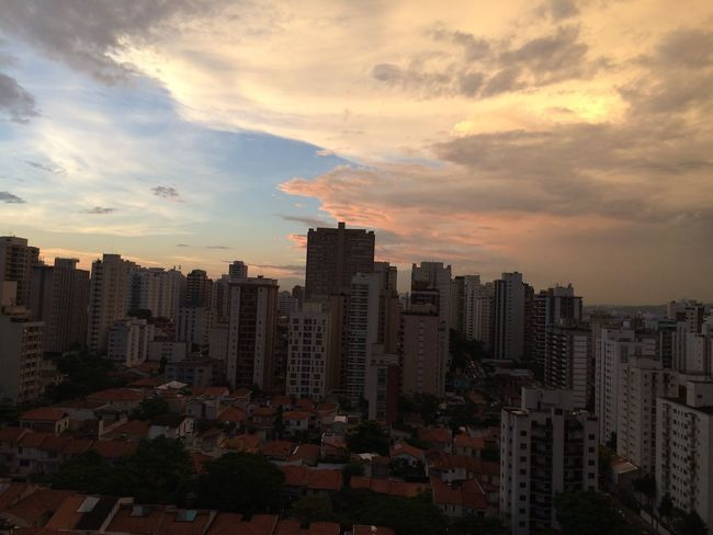 SAO PAULO BRAZIL Architecture Building Exterior Built Structure City Cityscape Cloud - Sky Day Modern No People Outdoors Sky Skyscraper Sunset