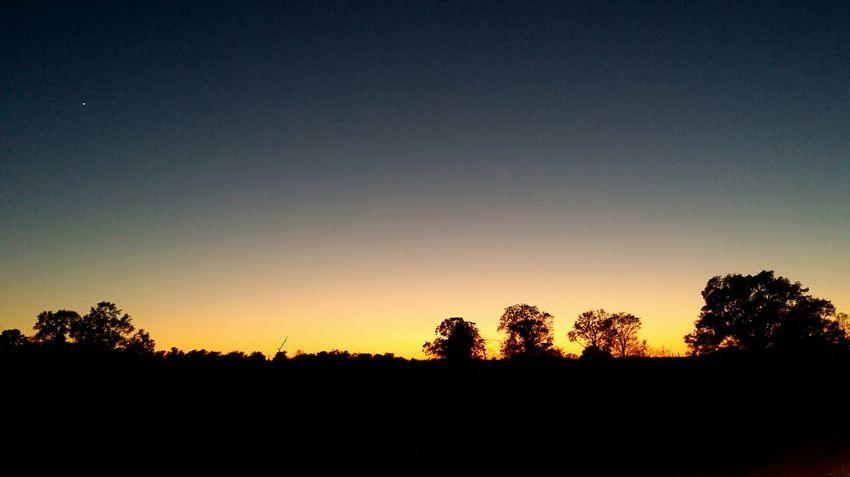 Brightstar Sky Sunset