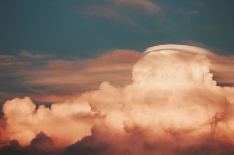 Cloud - Sky Sky Nature No People Outdoors Sunset Beauty In Nature Scenics Day EyeEm Best Shots The Week On EyeEm