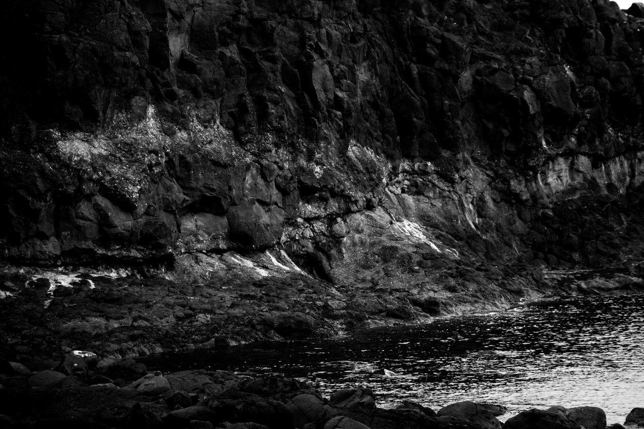 rock, water, solid, rock formation, rock - object, beauty in nature, no people, nature, geology, motion, land, cave, outdoors, sea, scenics - nature, day, environment, sport, flowing water, flowing, formation, power in nature, eroded