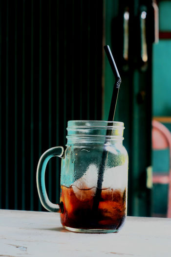 soda ice Ice Soda Close-up Cold Temperature Drink Drinking Glass Drinking Straw Focus On Foreground Food And Drink Freshness Glass Glass - Material Household Equipment Indoors  No People Refreshment Softdrink Still Life Straw Summer Table Transparent