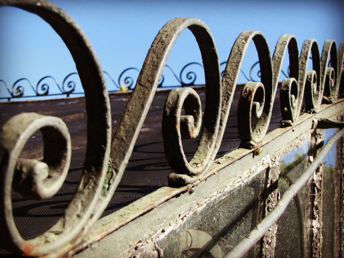 Metal Rusty Abandoned No People Transportation Day Outdoors Close-up The Architect - 2017 EyeEm Awards The Great Outdoors - 2017 EyeEm Awards