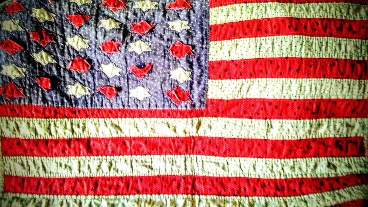 striped, textile, red, multi colored, backgrounds, patriotism, pattern, textured, no people, abstract, full frame, close-up, indoors, day