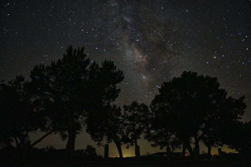 Light Up Your Life Abilene Star Gazing Night Sky Lost In The Landscape