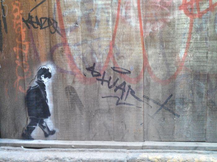 Streetart Barcelona Streets