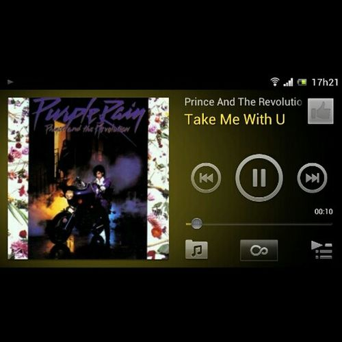 """""""I don't care where you go. I don't care what you do. I don't care pretty baby. Just take me with U..."""""""