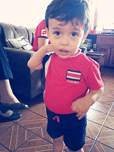 El futuro capitán de CRC LaSele