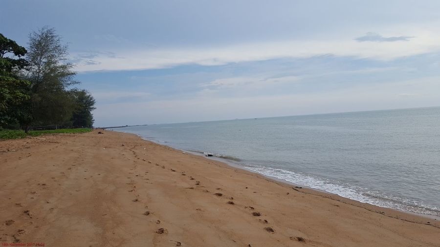 Sand Beach Sea Beauty In Nature Tourism Vacations Sky Water Nature Landscape Perspectives On Nature