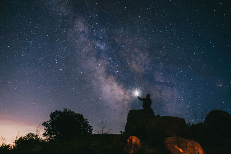 Astronomy Galaxy Space Milky Way Star - Space Constellation Mountain City Science Sunset Amphitheater Moon Surface Civilization Planet - Space Star Field Telescope Astronomy Telescope Starry Nebula Hand-held Telescope Coin-operated Binoculars Orion Nebula Globular Star Cluster Star Trail Infinity Sagittarius Astrology