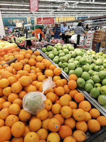 Fruit Freshness Abundance Market Stall Healthy Eating Market Food Retailstore