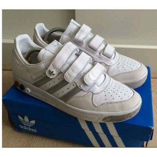 Can't believe i really got these for a bargain... Onthereway Cometodaddy Adidasgrandslam2 Thebrandwiththethreestripes