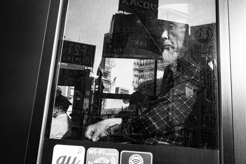 Bus-Shibuya, Tokyo, Japan, 2018 Blackandwhite Streetphotography The Street Photographer - 2018 EyeEm Awards