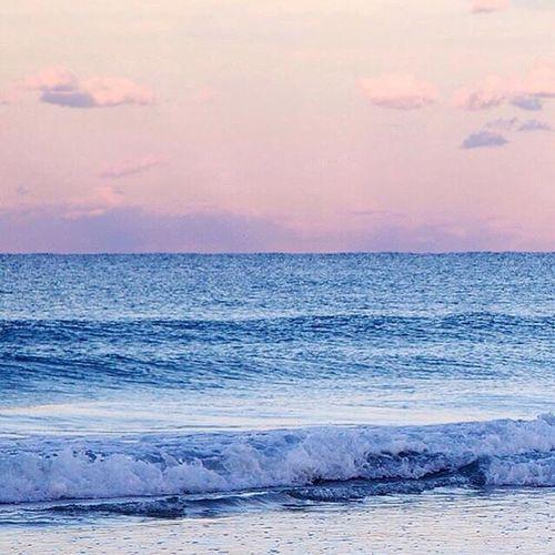 Sunsets 💙 Sunsets Ocean Beach Pink Likes  Beach #sun #nature #water #TagsForLikes.com #TagsForLikesApp #TFLers #ocean #lake #instagood #photooftheday #beautiful #sky #clouds #cloudporn #fun #pretty #sand #reflection #amazing #beauty #beautiful #shore #waterfoam #seashore #waves #wave