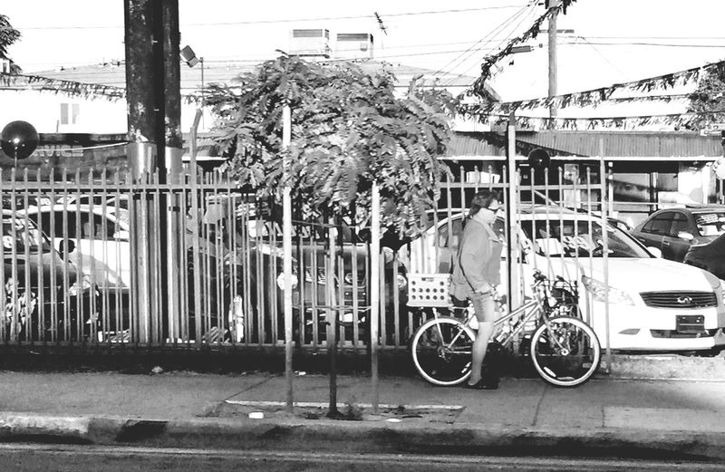 Streetphotography Bike Lennnox