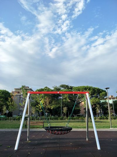 Playground Fun Outdoor Play Equipment Childhood Sport Park - Man Made Space Sky Child Soccer Field Outdoors Day People Parco Giochi Per Bambini