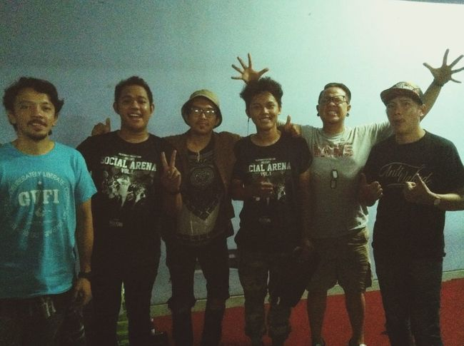 With Rocket Rockers ?