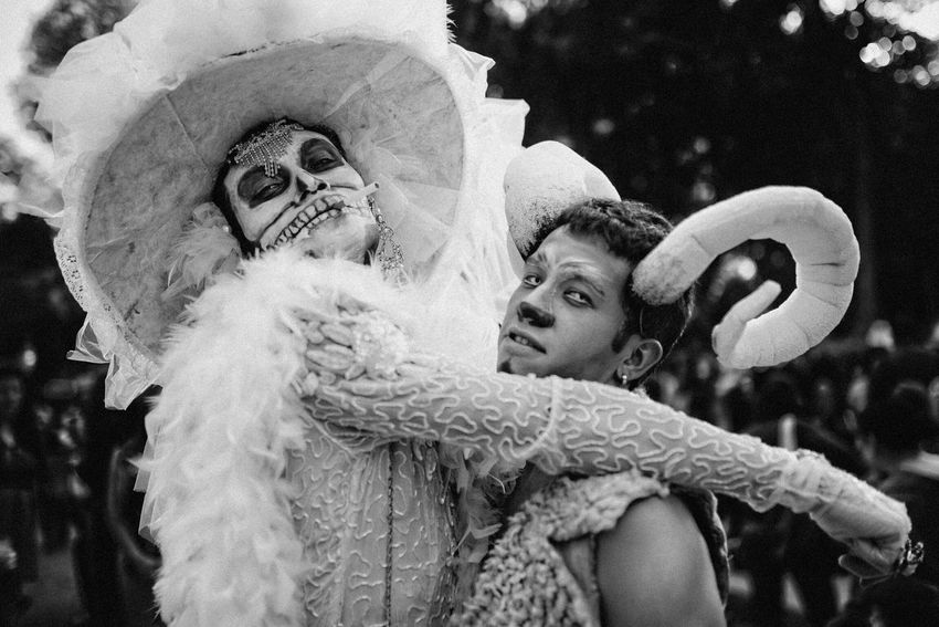 Día de Muertos 2015 - Coyoacán, México City Cdmx Tradition Mexico Culture Cultura