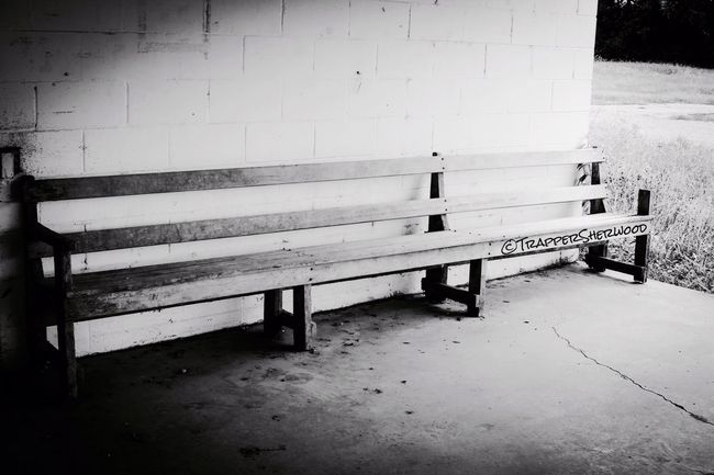 Not Park Bench Thursday Waiting Abandoned Bw_collection Have Coffee With Me!!!