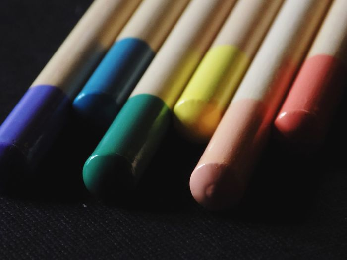 Pastel Colors Color Colors Colorful Backgrounds Taking Photos EyeEm Best Shots Taking Pictures Taking Photo EyeEm Selects Human Hand Nail Polish Fingernail Multi Colored Painting Fingernails Manicure Variation Close-up Colored Pencil Pencil Writing Instrument Repetition Art And Craft Equipment Sketch Pad