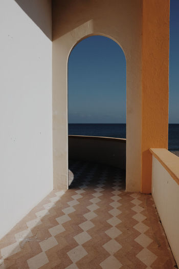Water Sea Sand Business Finance And Industry Desert Architecture Arch Arcade Door Entrance Archway Horizon Over Water Arch Bridge Colonnade Shore Entry