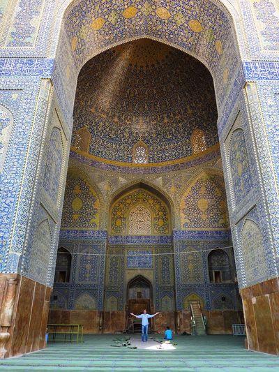 Mosque Esfahan