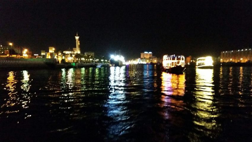 Let's take the boat out on the bay. Forget your job for just one day. Dubai Dhowcruise
