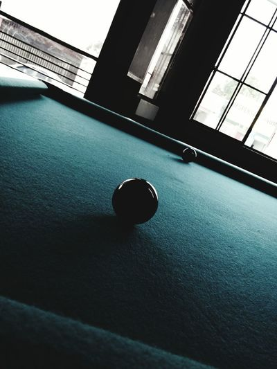 Pool time🎱 Pool Ball Pool - Cue Sport Pool Table Window Architecture Close-up