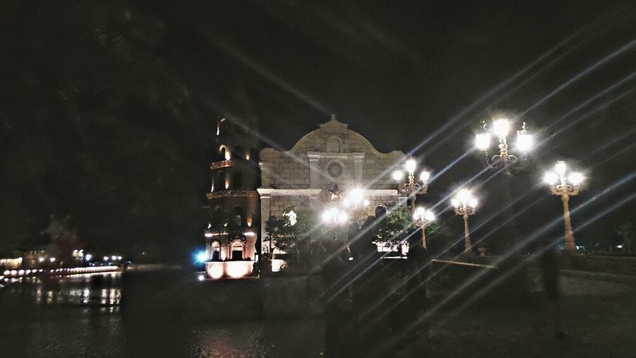 Church @ Night Photography It's More Fun In The Philippines Misibis Bay Bicol, Philippines Eyeem Philippines