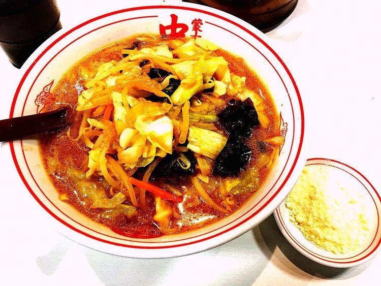 蒙古タンメン中本 Food And Drink 蒙古タンメン中本 蒙古タンメン Hotfood