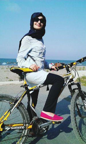 Bisiklet Gezisi Atakent Sahil