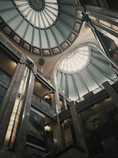 Bellas Artes,México City Building Geometric Architecture Mexico Shapes Architecture Inside