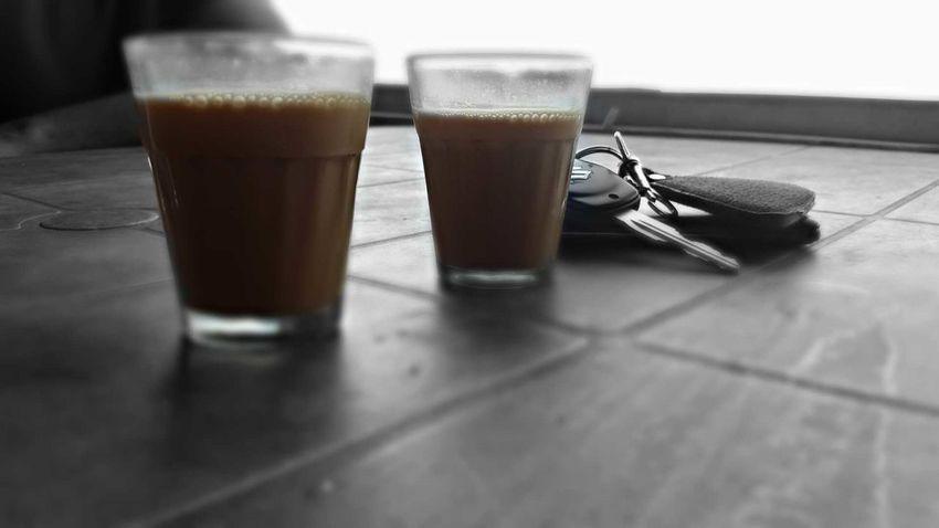 Cutting Chai Tea Time India