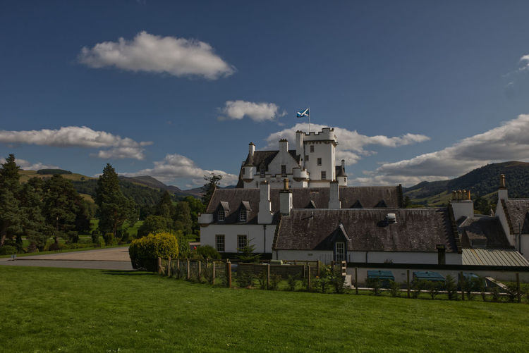 Blair Castle in