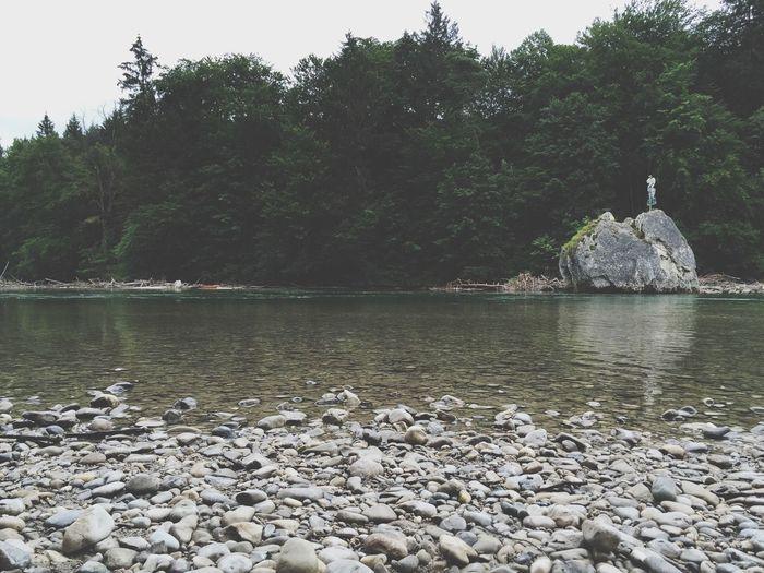 Munich was beautiful Munich River View Nature Beautiful Nature Miserableweather
