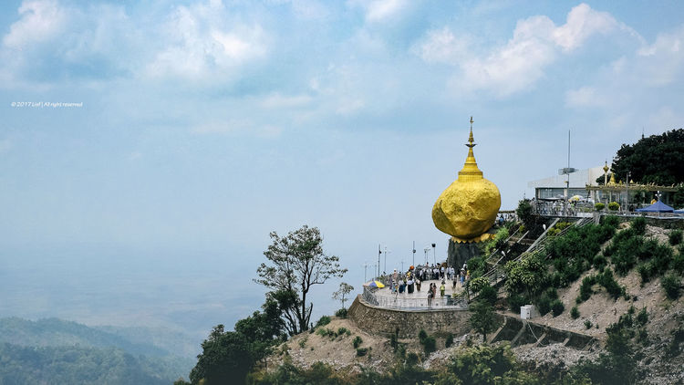 Travel Photography Traveling Travelling Goldenrock Myanmar Myanmar Culture Myanmarphotos Travelphotography