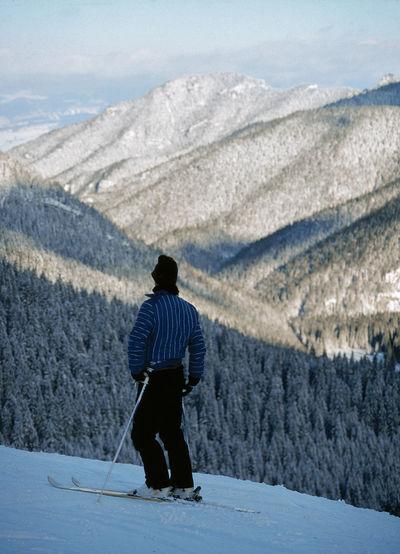 Beauty In Nature Chopok Day Forest Mountain Mountains Nature Outdoors Ski Skier Skiing Slovakia Slovensko Slowacja Snow Winter Winter Vacation