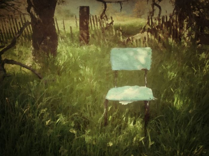 IPhoneArtism Emptychairsproject NEM Memories NEM Painterly