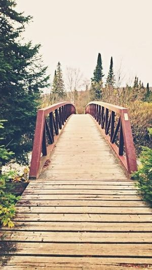 Bridge way...