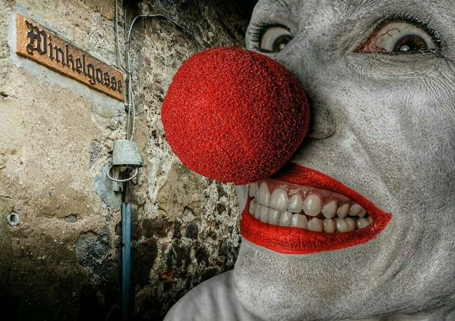 Everybody loves a Clown ! Heroes & Villains Darkness And Light Twisted Dream Fairytales & Dreams Dark Fairytale Horror