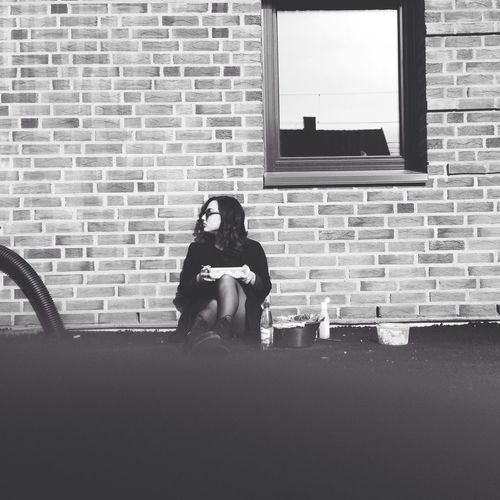 Blackandwhite Portrait Street Photography