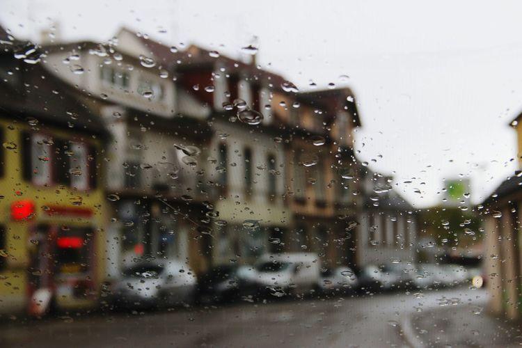 Colmar, Alsace, France Hello World EyeEm Best Shots Eye4photography  EyeEm Best Shots - Nature EyeEm Best Edits Raindropsonmywindow