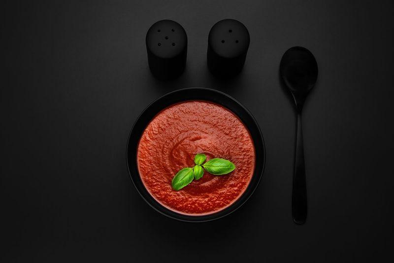 Tomato soup in