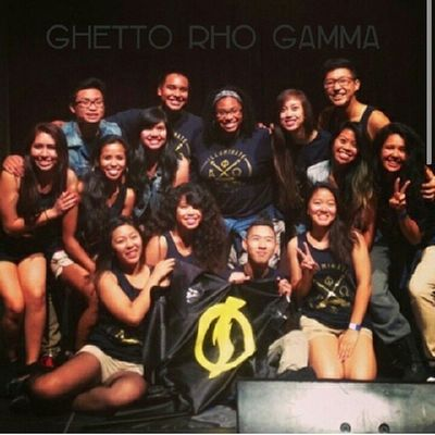 Since today is dance comp... Good luck today rho gamma!! First time watching in the audience