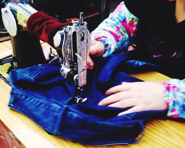 Lost Skill Tailoring