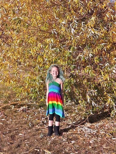 EyeEm Selects Fall_collection Fall Beauty Bright Colors Yellow Full Frame Sun Childhood Children Only Day ChildOne Person Full Length Standing Outdoors Grass Nature People Spruce Grove, Alberta